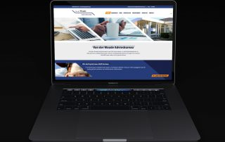 website van der woude